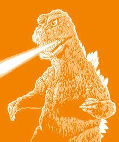 Godzilla by Lore-L