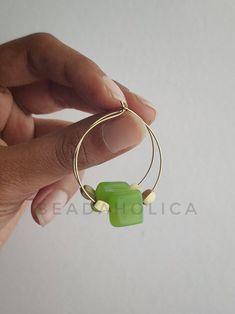 Manatee Earrings by dears Non-Tarnish Sterling Silver French Hook Ear Wire