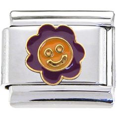 Flower Italian Charm by Bodycandy - for Mom