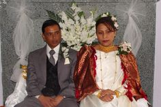 My sister on her wedding day <3