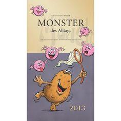 Monster des Alltags: Kalender 2013 Cover