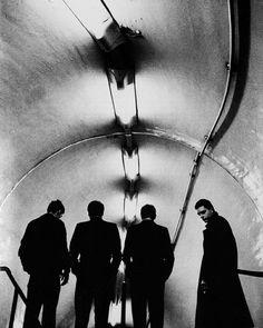 Joy Division | by Anton Corbijn, London, c.1979