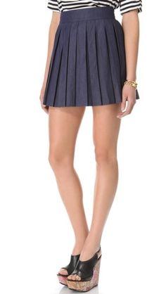 162239f4ebc80f Pleats Box Pleat Skirt