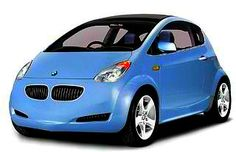 BMW Smart Car Best Electric Car, Electric Cars, Bmw Isetta, Bmw Concept, Bmw Classic, Smart Car, Car Pictures, Cool Cars, Dream Cars