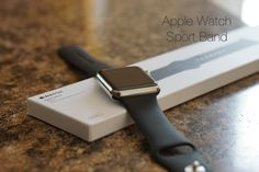 awesome Apple Watch Sport Band Review Check more at http://gadgetsnetworks.com/apple-watch-sport-band-review/