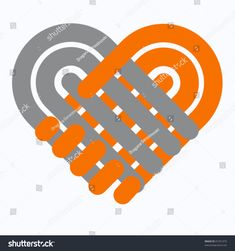 Handshake symbol forming a love heart. Business partnership, together, volunteering and helping concept. Give icon Isolated on white. Pin Logo, Love Heart, Scary, Royalty Free Stock Photos, Symbols, Concept, Business, Heart Of Love, Im Scared