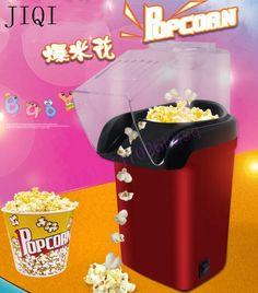 ילדי מיני מכונת פופקורן מכונת פופקורן בית אורז חשמלי מכונת פופקורן אוטומטית מכונה פרח מתנת יום ילדים