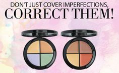 Don't just cover mistakes - correct them! The new Motives® Color Correction…