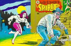 Cover for The Spirit (Kitchen Sink Press, 1977 series) #26