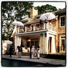 CJ Dellatore Holiday House Hamptons