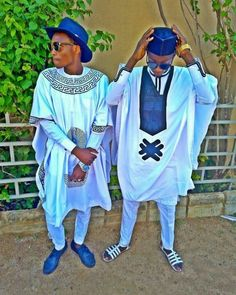 Wanna know how to dress in Agbada? Or you're simply checking out latest agbada styles for men! Agbada Styles, African Fashion, Crib, Mens Fashion, Couture, Embroidery, Fashion Design, Black, Tops
