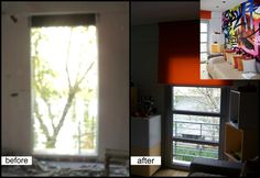 Before & After - Boy's BedroomDesign #boy #bedroom #design #modern #elenaarsenoglou #beyonddecoration