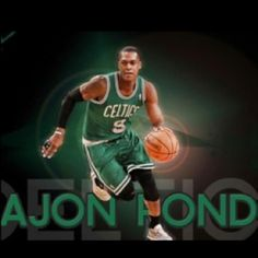 R. Rondo! this guy has the best court vision in the #NBA