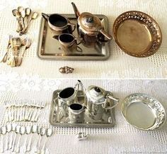 How to clean Silver How To Clean Silver, Ideas Para Organizar, Natural Cleaning Products, Diy Canvas, Home Hacks, Organization Hacks, Clean House, Home Remedies, Cleaning Hacks