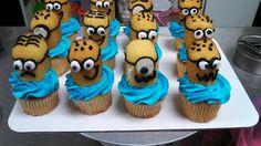 Despecable Me cupcakes
