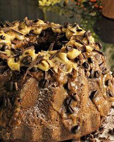 the ultimate coffee cake! Vegan Vegetarian, Vegetarian Recipes, Cooking Recipes, Biscuits, Greek Desserts, Pavlova, Coffee Cake, Banana Bread, Sweet Tooth