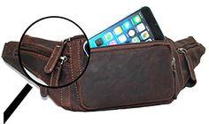 Braunes Rind Leder Gürteltasche Bauchtasche . Viele Platz für Kamera, Passport, Geld Iphone 5 6 iphone, Samsung Galaxy Note 3 Safekeepers http://www.amazon.de/dp/B0144MCSHW/ref=cm_sw_r_pi_dp_dxi1vb0M54YF1