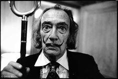 Salvador Dalí, favorite artist, icon.