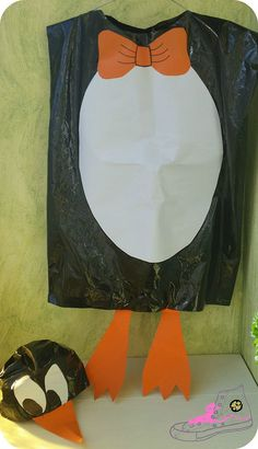 Diy Discover Diy costume with garbage bags of Penguin Recycled Costumes Diy Costumes Pinguin Costume Peony Care Penguin Art Family Presents Bird Costume Kids Dress Up Camping Theme Recycled Costumes, Diy Costumes, Pinguin Costume, Bird Costume, Diy Penguin Costume, Peony Care, Penguin Art, Family Presents, Kids Dress Up