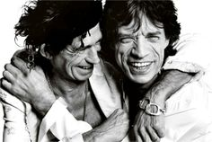 Mick & Keith, Mario Testino  http://maledettifotografi.it/