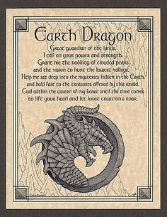 Water Dragon Parchment Book of Shadows Page! Magia Elemental, Elemental Magic, Witch Spell Book, Witchcraft Spell Books, Magick Book, Wiccan Rede, Wiccan Spells, Real Spells, Dragon Energy
