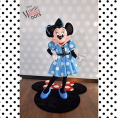 Vocês sabiam que a estampa de bolinha tem seu próprio dia nos Estados Unidos? Pois tem! E como a Minnie Mouse usa bolinhas nas estampas das roupas e acessórios, no dia 22 de janeiro os fãs de Disney são incentivados a brincar com a estampa nos parques Disney.  Já o Disney Springs no Walt Disney World Resort e o Downtown Disney District no Disneyland Resort convidam os hóspedes a usarem suas melhores estampas de bolinhas para honrar o estilo de Minnie. Ambos os locais também comemoram com…