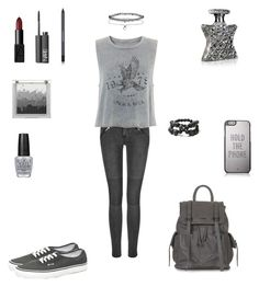 """""""Color tag! ( grey ) """" by ainaahmedova ❤ liked on Polyvore"""