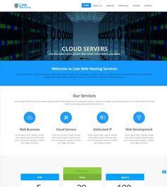 7 best best hosting website templates images on pinterest hosting business services free html5 template maxwellsz