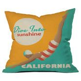 Found it at AllModern - Anderson Design Group Dive California Woven Polyester Throw Pillow