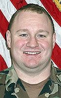 Army Sgt. Kevin F. Sheehan  Died May 25, 2004 Serving During Operation Iraqi Freedom  36, of Milton, Vt.; assigned to 1st Battalion, 86th Field Artillery, Army National Guard, Williston, Vt.; killed May 25 when his unit came under mortar attack at Forward Operating Base Kalsu, near Iskandariyah, Iraq.