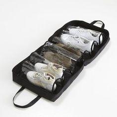 Bolsa para zapatos, 6 bolsillos