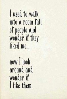 Exactly how I think