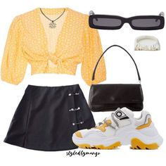 more spring looks and this skirt is just wow from also I can't wait for the weather to get warmer winter is depressing… Kpop Fashion Outfits, Cute Fashion, Star Fashion, Girl Outfits, Fashion Looks, Cute Outfits, Womens Fashion, Winter Outfits Women, Summer Outfits