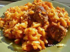 Betty's Cuisine: Χοιρινό γιουβέτσι
