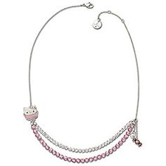 Hello Kitty Sweet Bead Necklace $130 Hello Kitty everywhere! @Yorkdale Style #yorkdaleprom