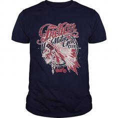 Awesome Tee Indian Motorcycle Club T-Shirts