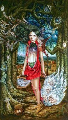 Anima by Luis Enrique Toledo del Rio Literary Themes, Takashi Murakami, Weird And Wonderful, Fine Art Gallery, Photojournalism, The Dreamers, Fantasy Art, Cool Art, My Arts