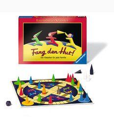 Fang den Hut!® Spiele;Familienspiele Ravensburger Ravensburger Puzzle, Fang Den Hut, Toys, Toy Chest, Puzzles, The Past, Games, Poster, Amazon
