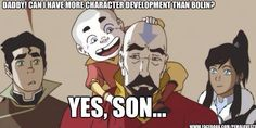 Legend of Korra and Avatar Post by Dragon Of The West