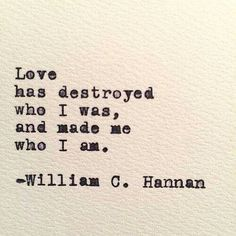 Words Of Love Gothic Inspiration Quote