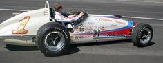 A.J. Foyt's 1964 Indy 500 winner