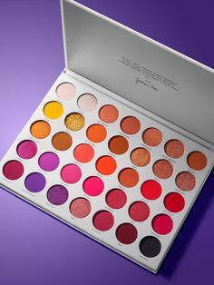 Jaclyn Hill Eyeshadow Palette, Lipstick Palette, Makeup Eyeshadow Palette, Eyeshadow Brushes, Eye Makeup, Nyx Eyeshadow, Morphe Palette, Jaclyn Hill Palette, Makeup Kit