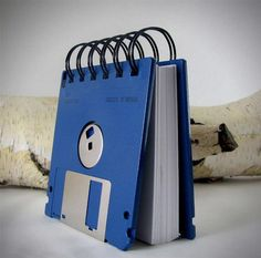 Floppy notepad