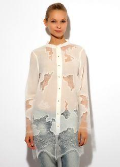 Купить брендовую блузку Phillip Lim (артикул: 86909) с доставкой в интернет-магазине Z95.ru