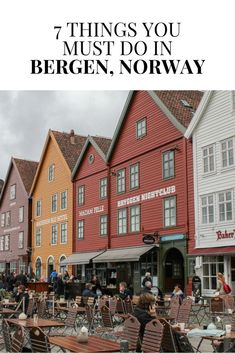 Bergen Travel Tips | Top 7 things you must do in Bergen, Norway