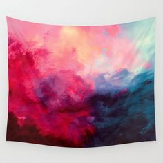 Buy Reassurance by Caleb Troy as a high quality Wall Tapestry. Worldwide shipping available at Society6.com. Just one of millions of products available.