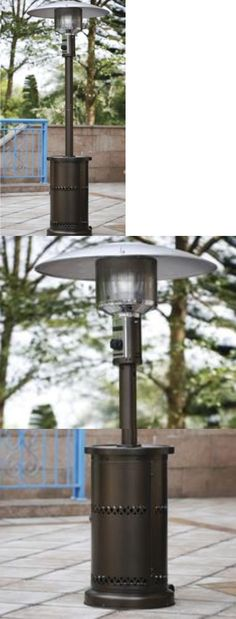 Patio Heaters 106402: Amazonbasics Havana Bronze Commercial Patio ...