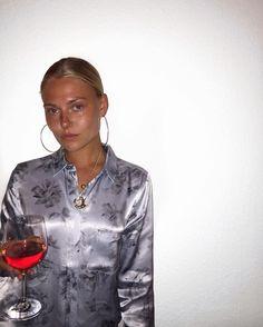 Freja Wewer   Felice Dahl Style   Första Pendant Necklace