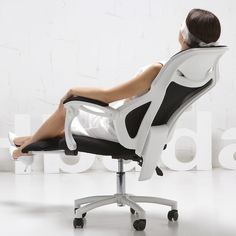 Comfortable home computer gaming chair ergonomic chair seat reclining swivel boss office chair