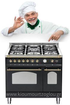 LaGermania Bertazzoni www. Stove, Kitchen Appliances, Diy Kitchen Appliances, Home Appliances, Range, Domestic Appliances, Stoves, Kitchen, Kitchen Stove